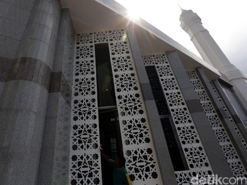 Masjid di Balai Kota DKI Siap Digunakan