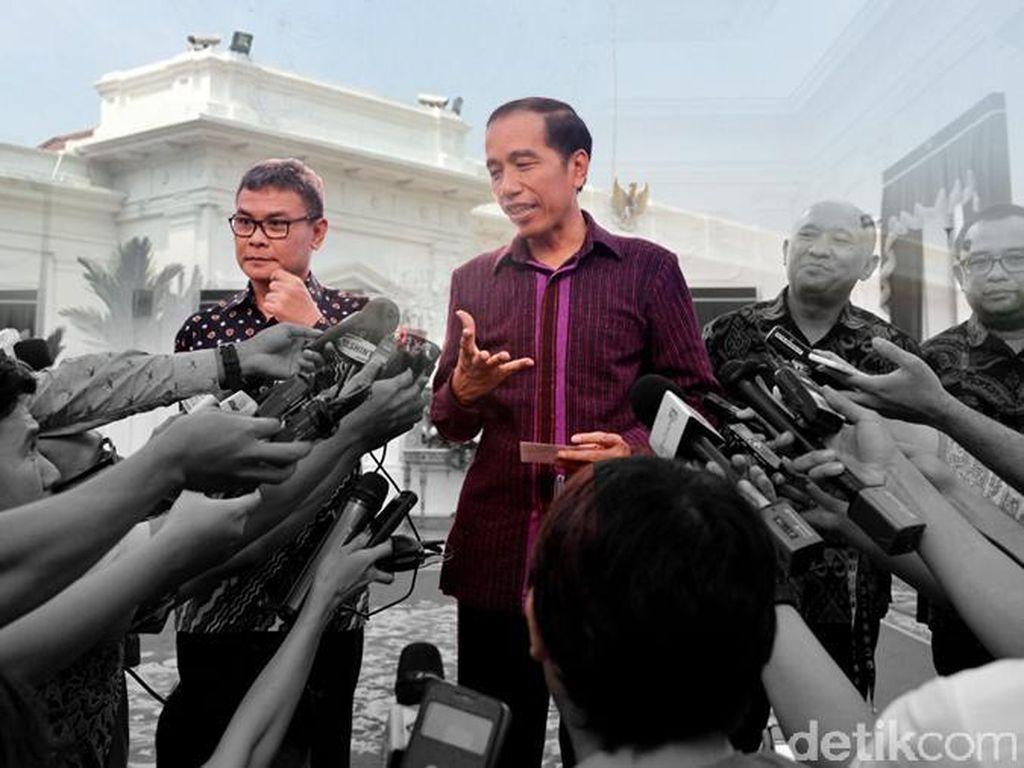 Johan Budi: Jokowi Belum Tentu Ganti Menteri yang Berstatus Saksi di KPK
