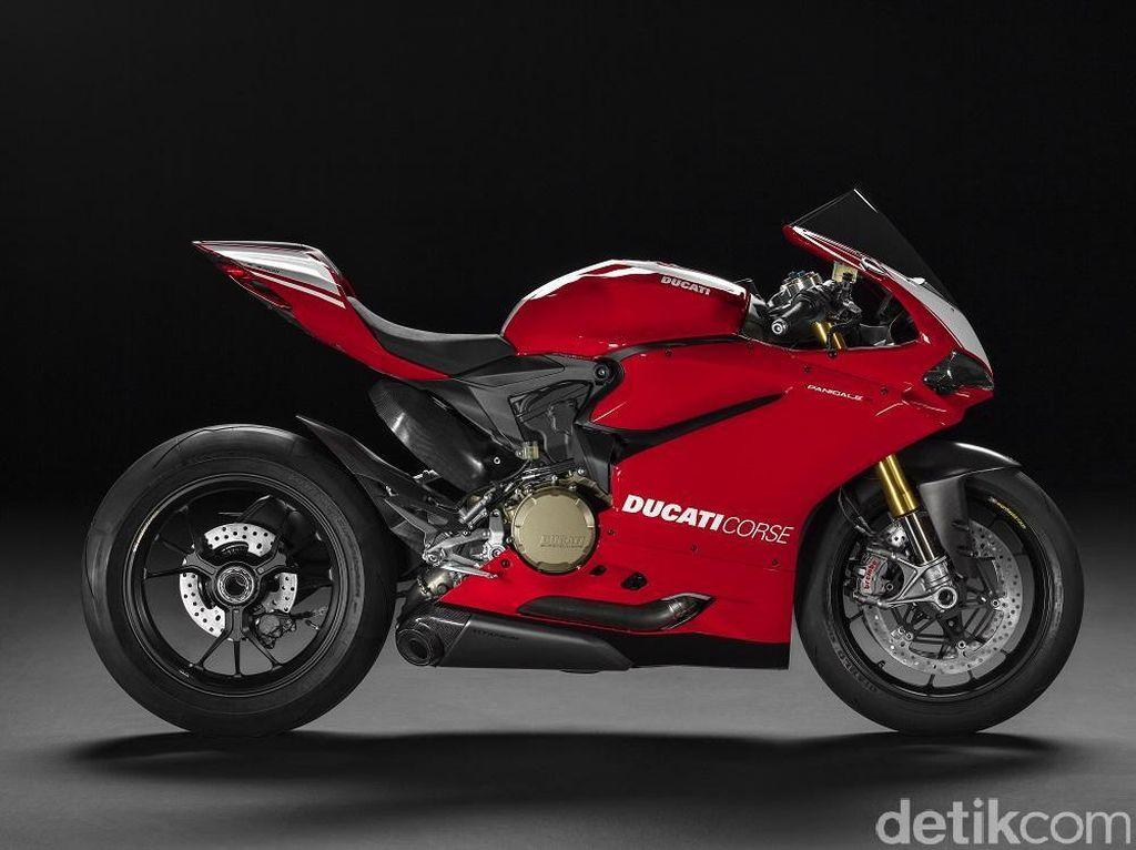 Ducati Tarik Ribuan Panigale karena Masalah Tangki BBM