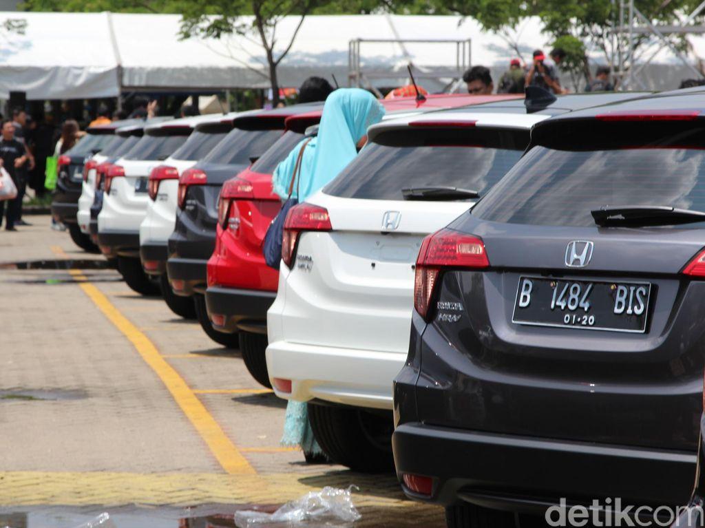 Honda HR-V Buatan 2015 Ternyata Paling Banyak Dicari