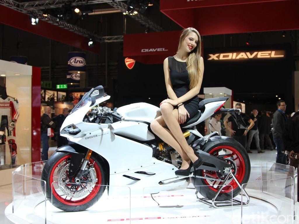 Ducati Tutup 2016 dengan Manis, Cetak Rekor Jualan Motor di 2016