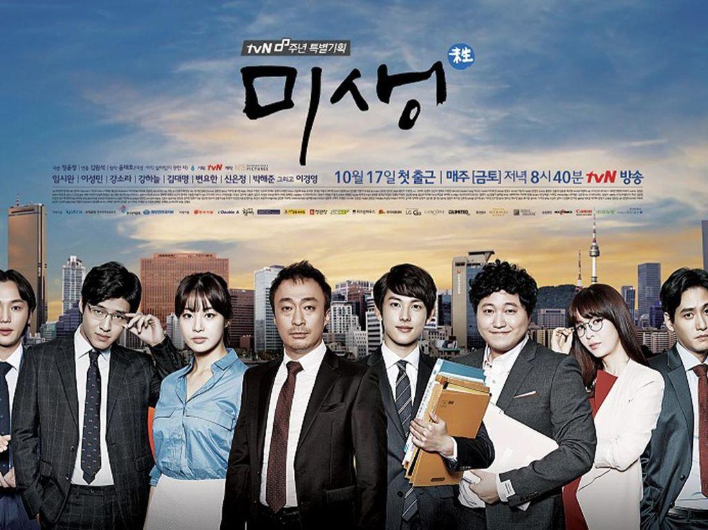 Rekomendasi Drama Korea Kantoran dari Romantis, Serius hingga Komedi