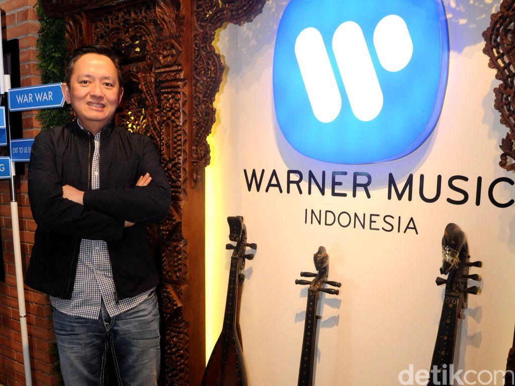 Warner Music Indonesia: VCD Superekonomis Akan Mengurangi Pembajakan!