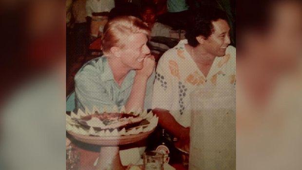 David Bowie dan Setiawan Djody