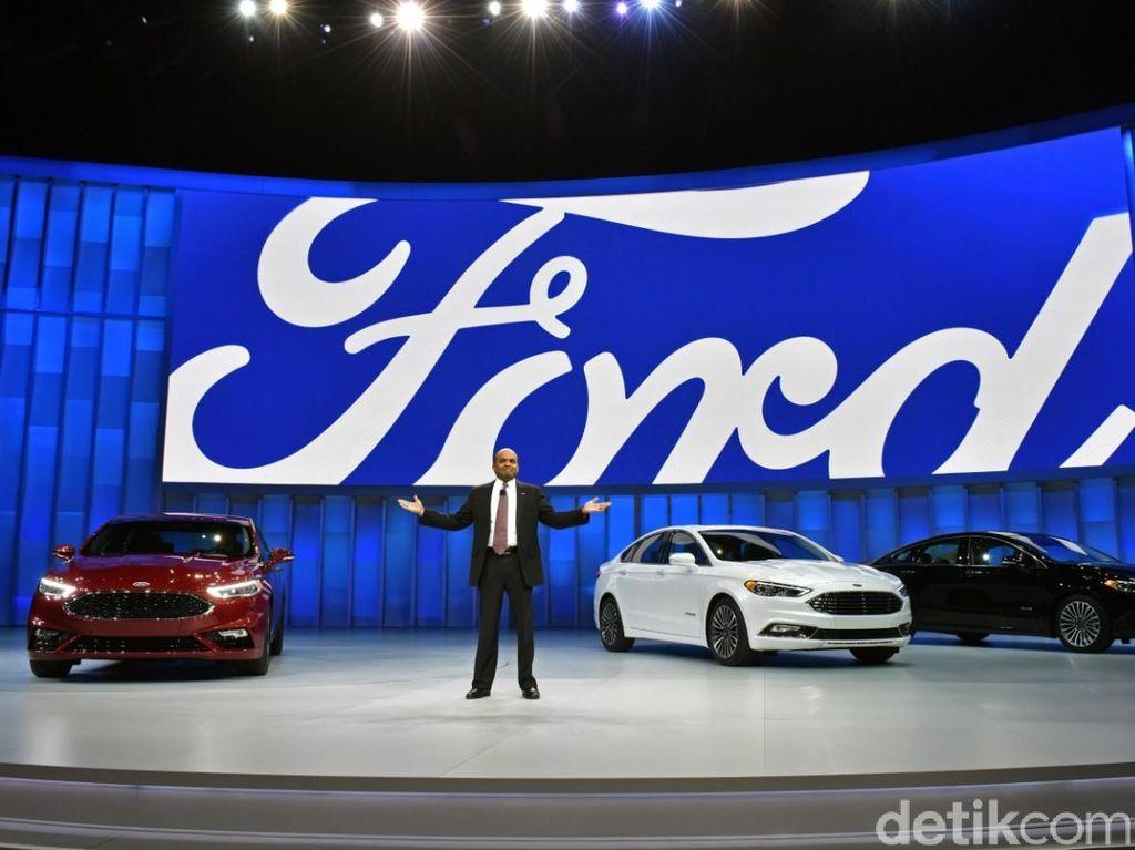 Ford Hadirkan Pesaing Camry dan Accord