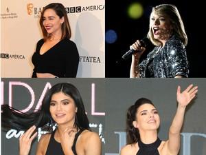 Seleb Wanita Hollywood yang Bikin Pria Jatuh Hati di 2015