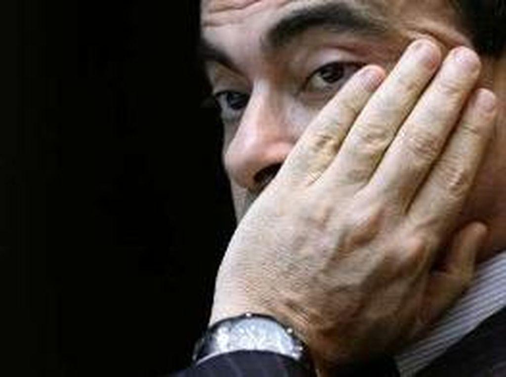 Menteri Hukum Jepang Jemput Mantan Bos Nissan di Lebanon