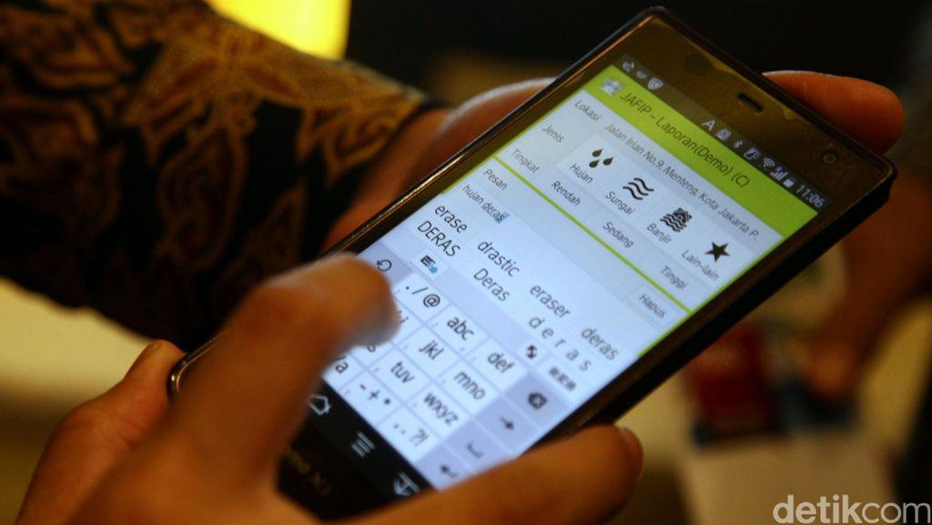 Fujitsu Kenalkan Aplikasi untuk Tanggulangi Bencana