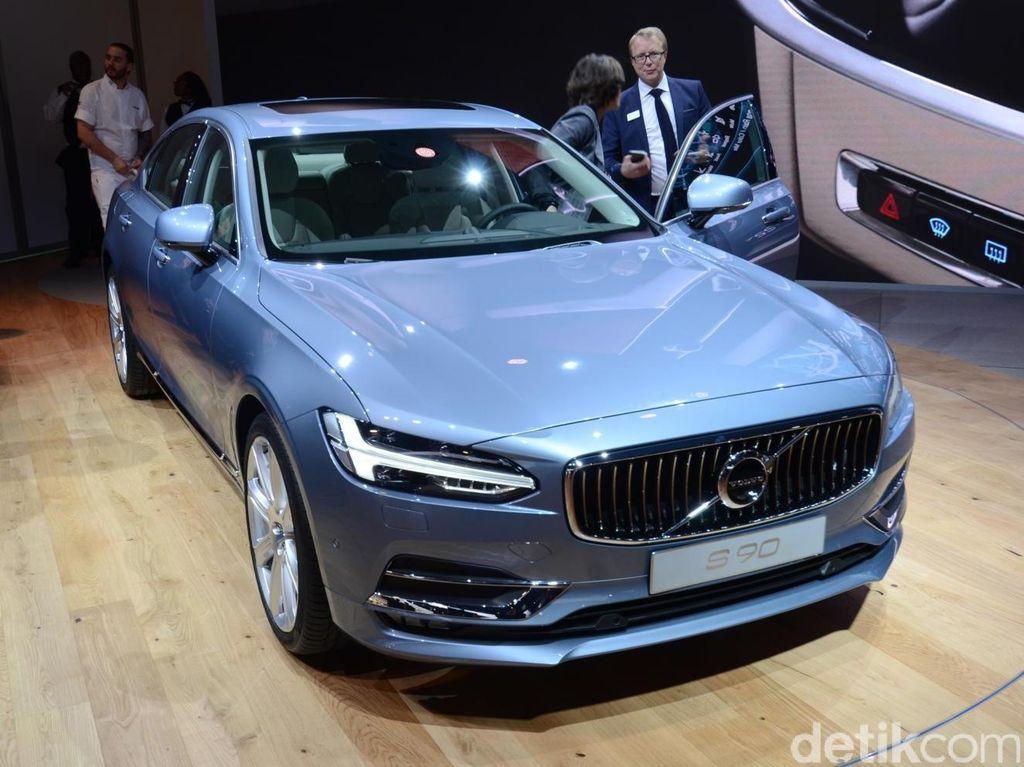 Ini 4 Model Volvo yang Siap Diluncurkan Tahun Ini