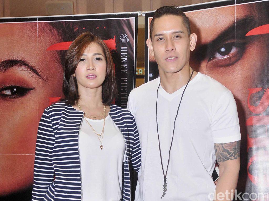 Sering Olahraga Bareng, Andrea Dian dan Ganindra Bimo Jadi Hot Couple