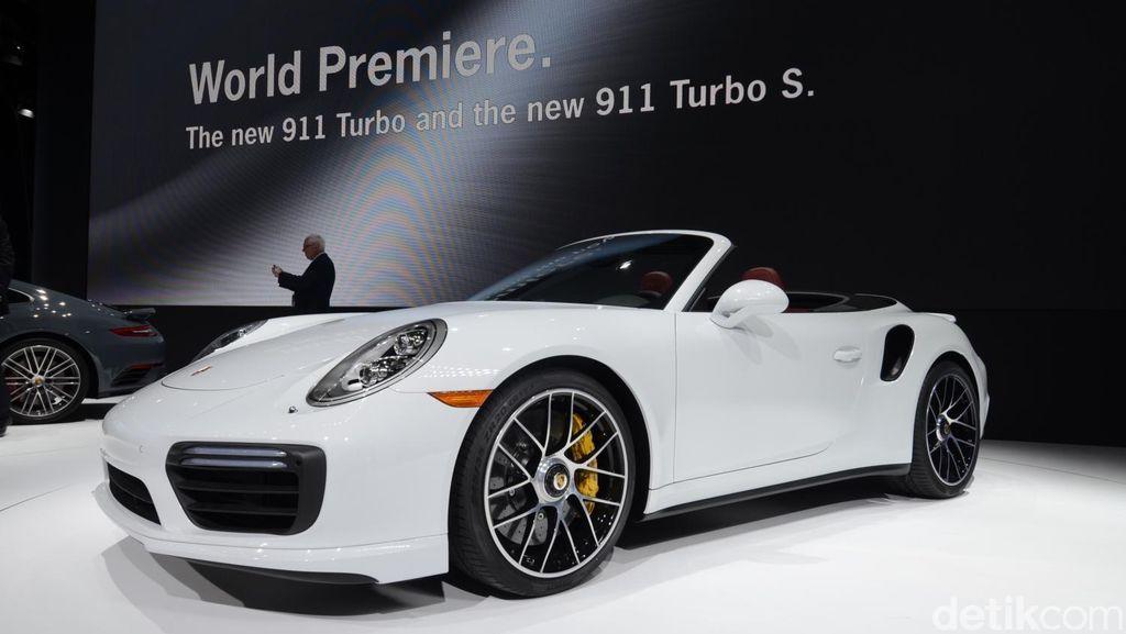 Aduh, Porsche Jadi Mobil yang Paling Diincar Perampok