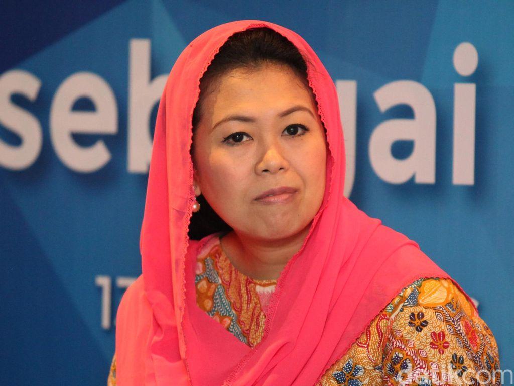 Jawab Isu Gundik di Garuda, Yenny Wahid: Tak Ada Special Treatment