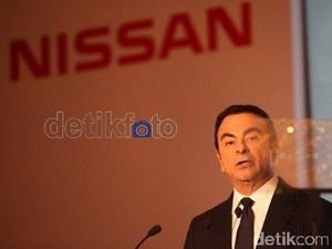 Bos Nissan Renault Pusing Gara-gara Jetlag
