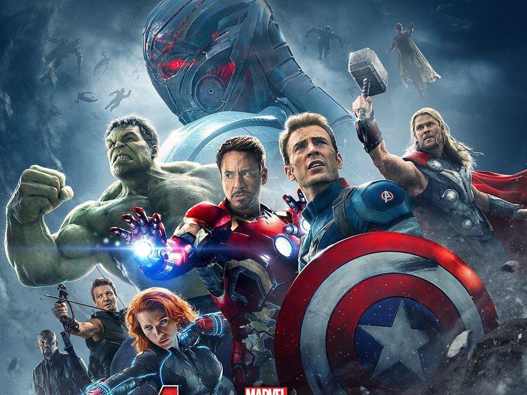 Seri Film Avengers Terbaru Bakal Diramaikan 67 Karakter Superhero