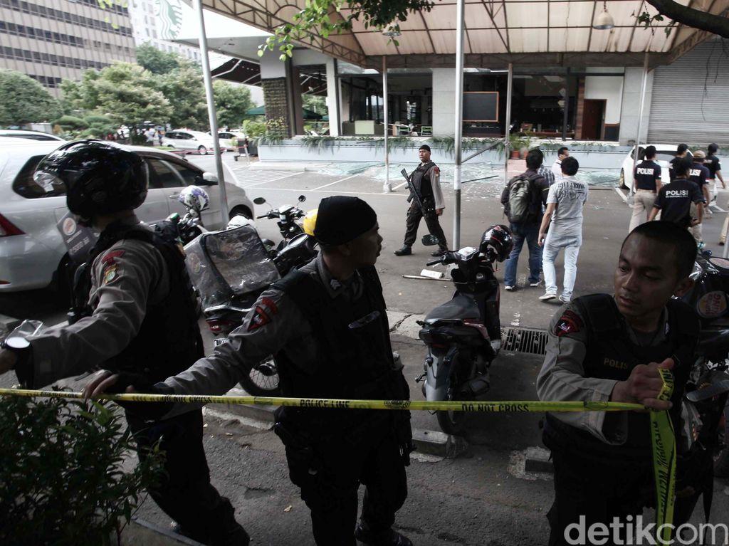 Mengenang 2 Tahun Peristiwa Berdarah Bom Thamrin