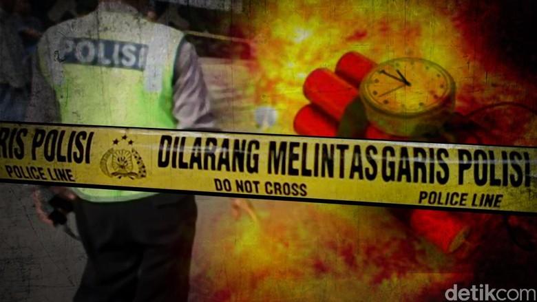[BREAKING NEWS] Ledakan Terjadi di Gereja Katolik Surabaya