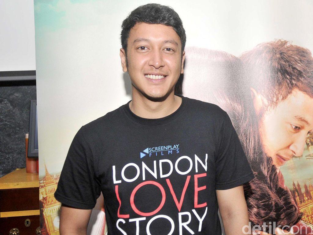 London Love Story 1 Juta Penonton, Dimas Anggara: Dukung Terus Film Indonesia