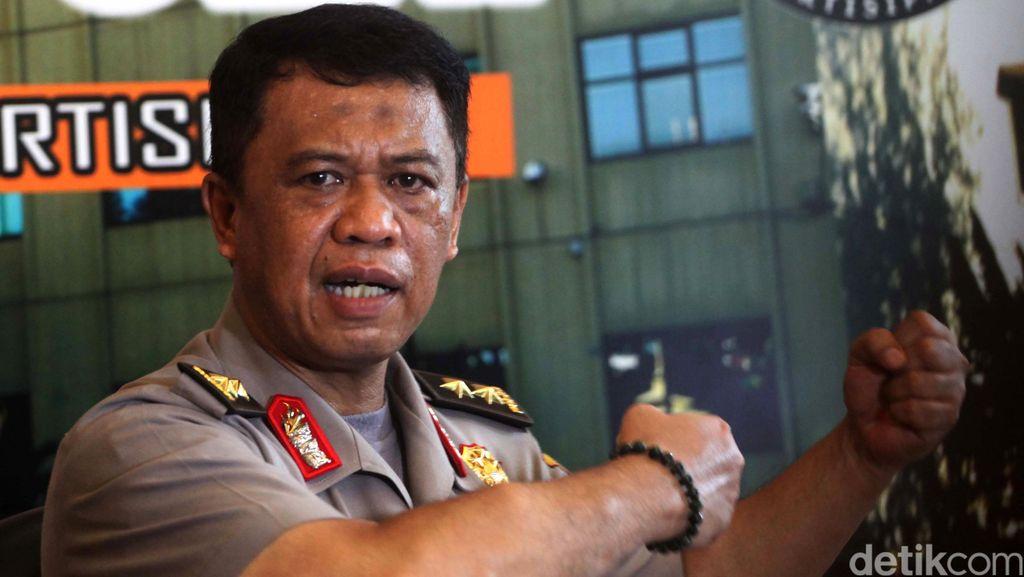 Polisi: Yang Ribut dengan Anggota FPI Bukan GMBI, Manggala Putih