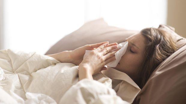 Ilustrasi influenza