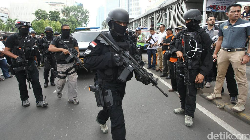 Pansus Revisi UU Terorisme Dipimpin Politikus Gerindra Muhammas Syafii