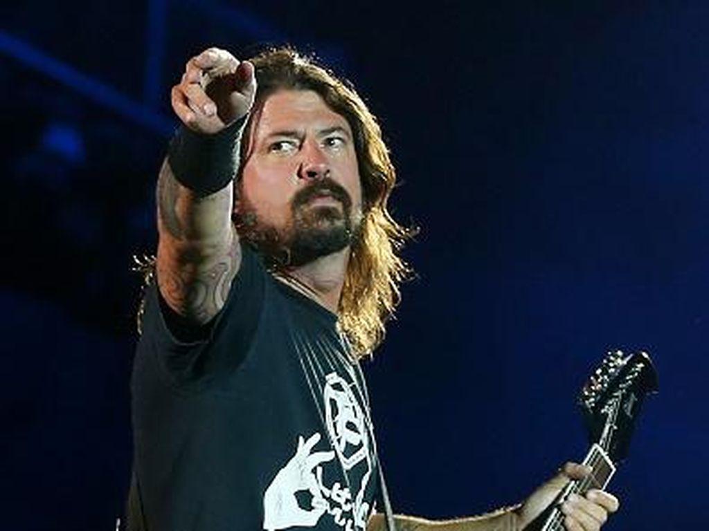 Foo Fighters: Indonesia! We Run