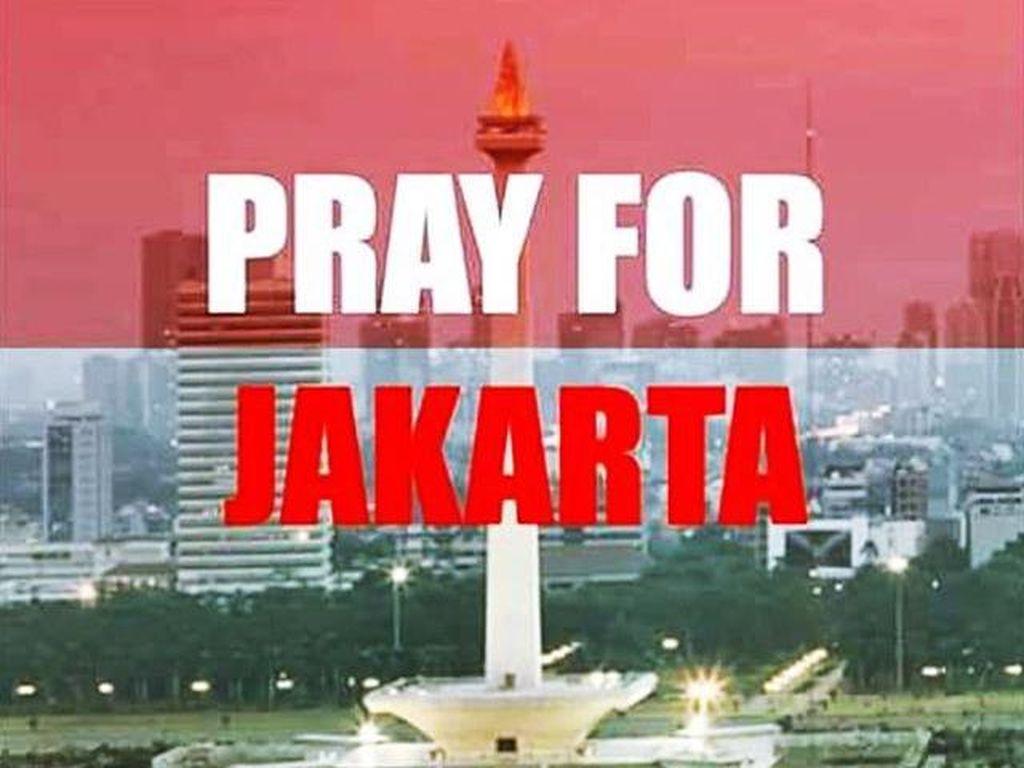 Yesung Super Junior Ikut Doakan Jakarta Pasca Serangan Teror