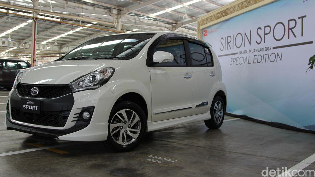 Jualan Sirion Melempem, Daihatsu: Karena Ada LCGC