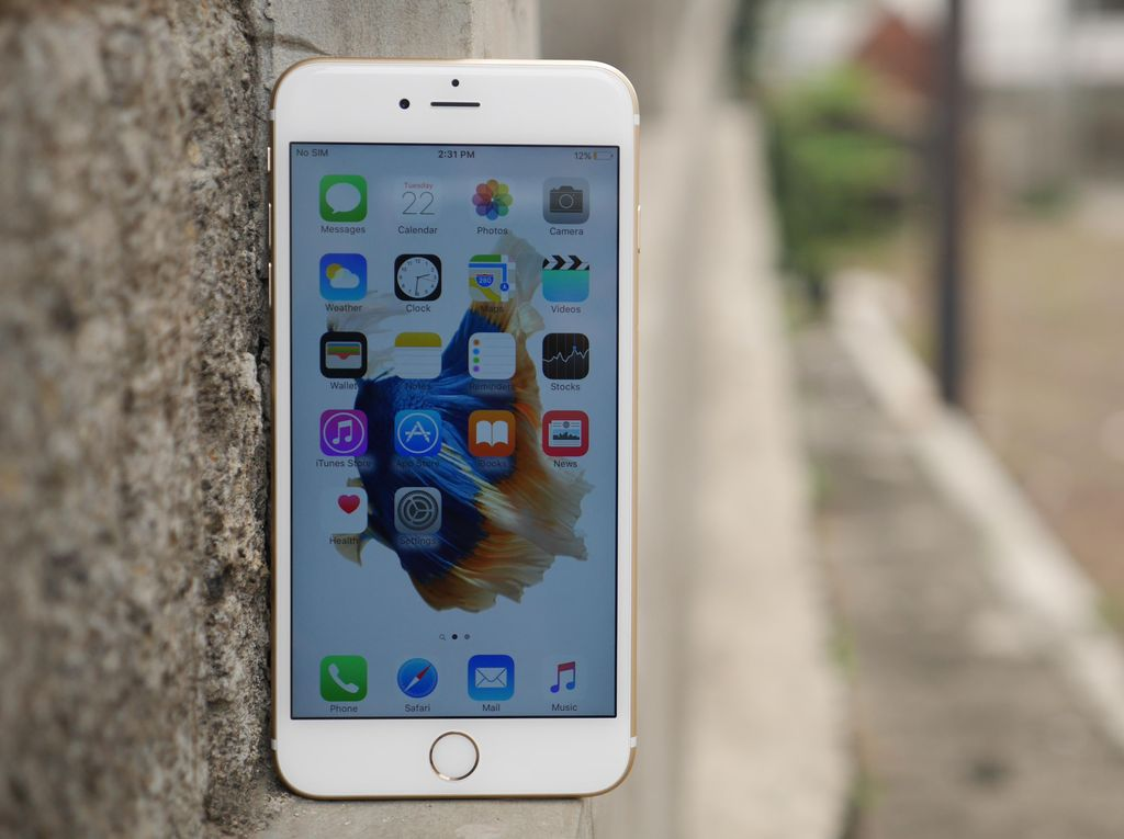 Lawan Android Murah, Apple Geber Lagi iPhone 6S