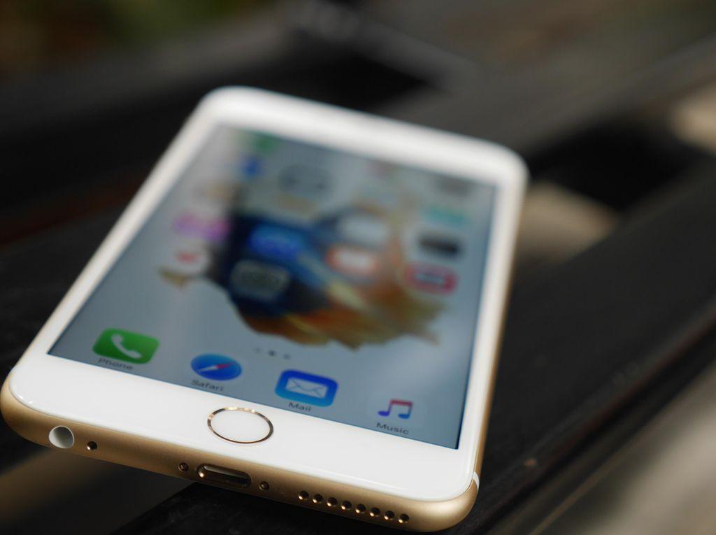 iPhone 6 Plus Mendadak Terbakar di Kamar
