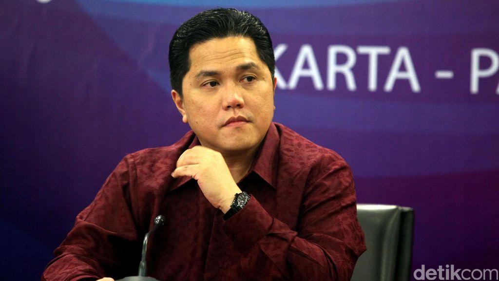 Erick Thohir Minta Kasus Korupsi Dana Sosialisasi Asian Games Tak Dipolitisir