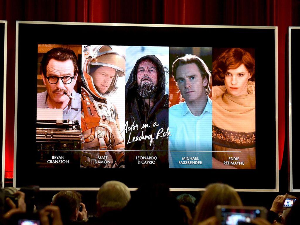 Begini Suasana Pembacaan Nominasi Oscar 2016