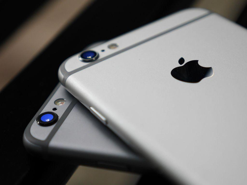 Rombongan iPhone & iPad Anyar Meluncur 15 Maret