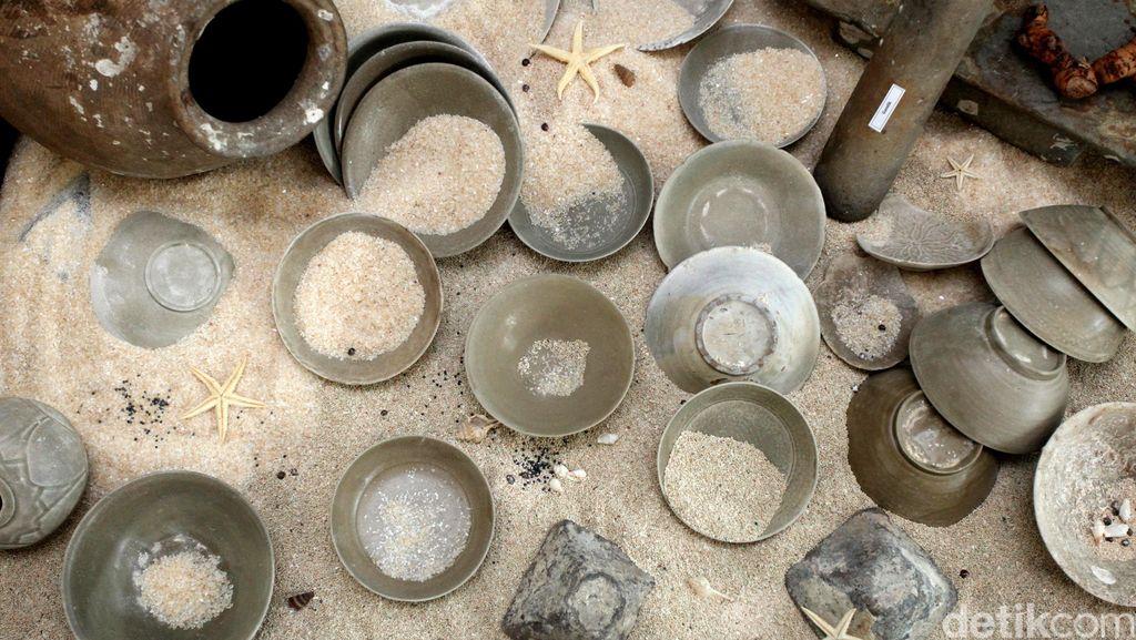 Ada 463 Titik Harta Karun Tersebar di 4 Wilayah Perairan RI