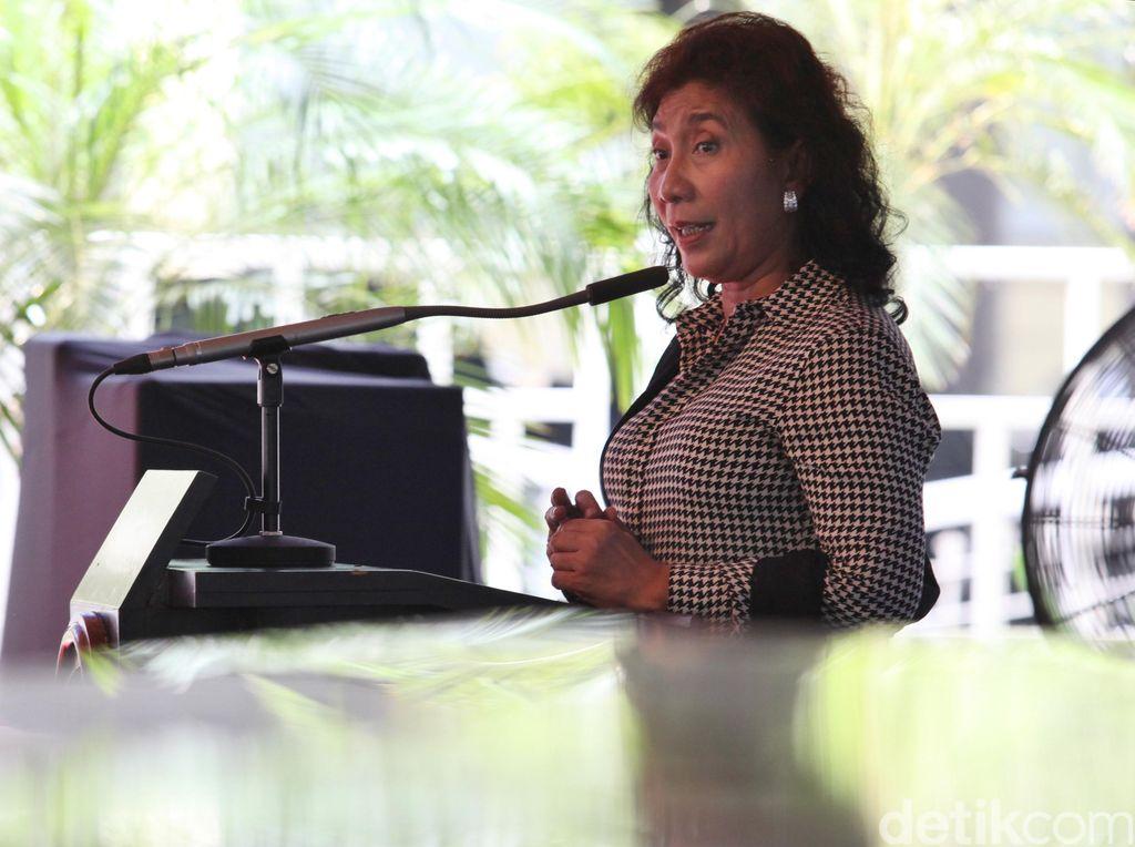 Menteri Susi: Reklamasi di Jakarta Dilaksanakan Tanpa Prosedur Seharusnya!