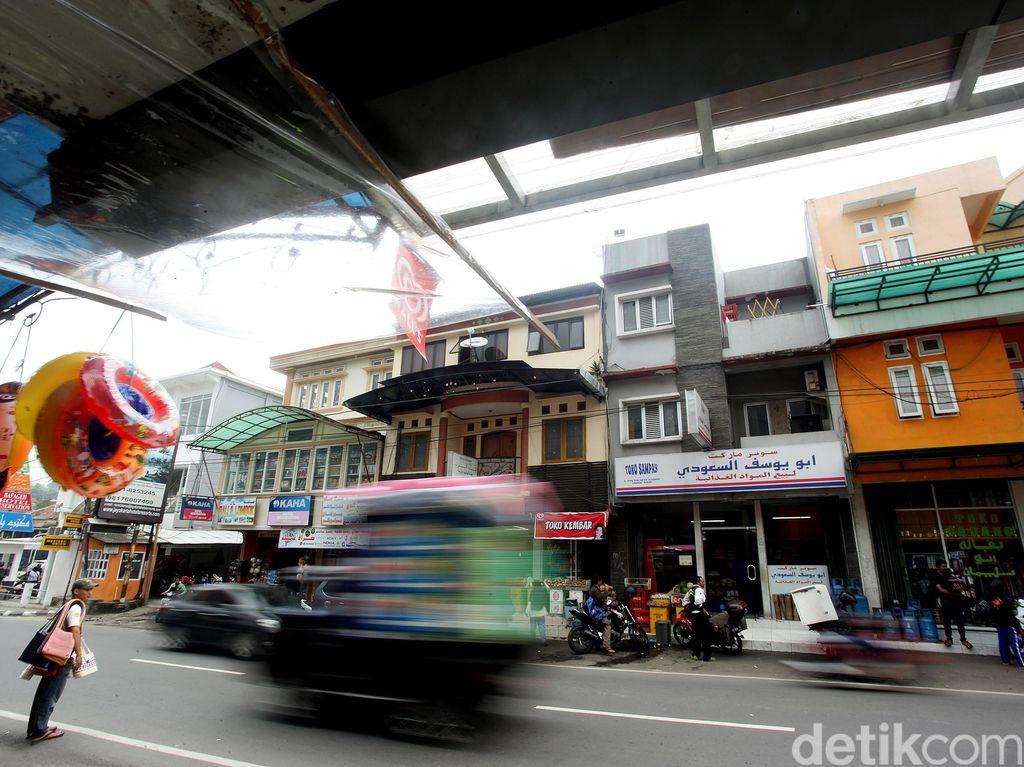Suasana Terkini Kampung Arab Cianjur yang Sering Disebut Tempat Kawin Kontrak
