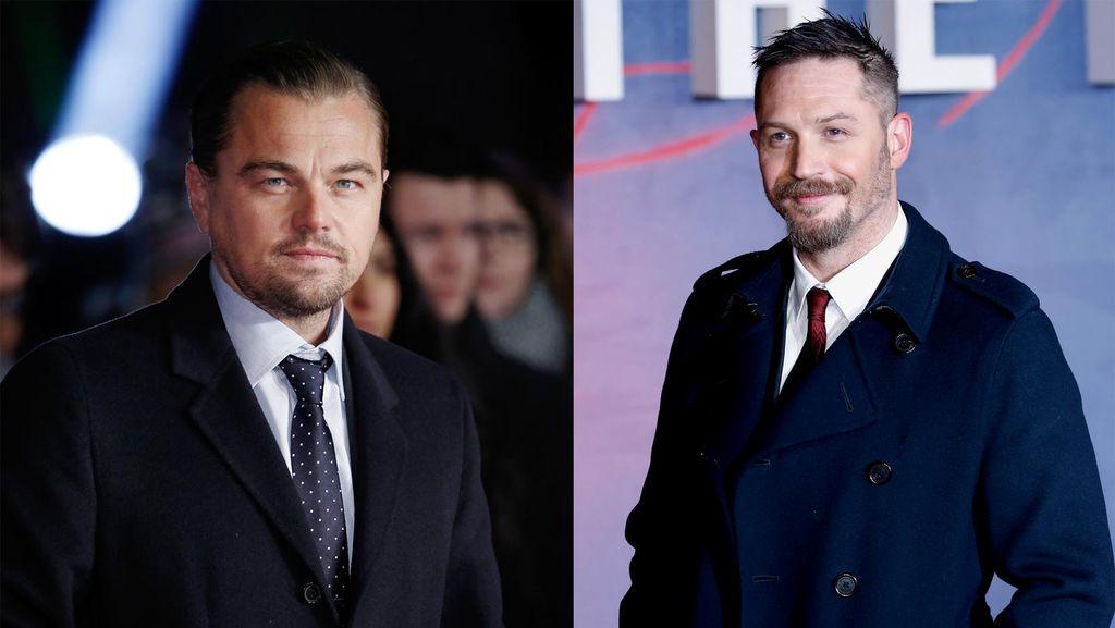 Kalah Taruhan dengan Leonardo DiCaprio, Tom Hardy Harus Pasang Tato Jelek