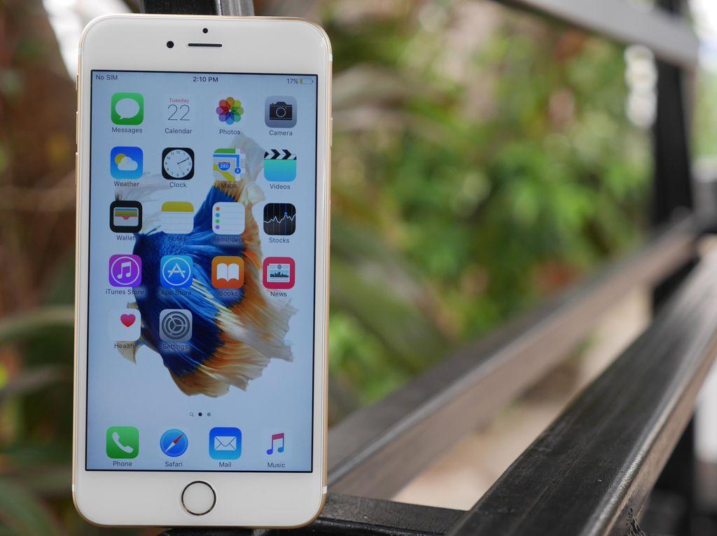 Apple Jual Ponsel Rekondisi