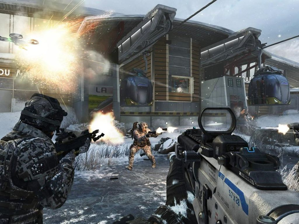Call of Duty Anyar Bakal Pakai Tema Cold War