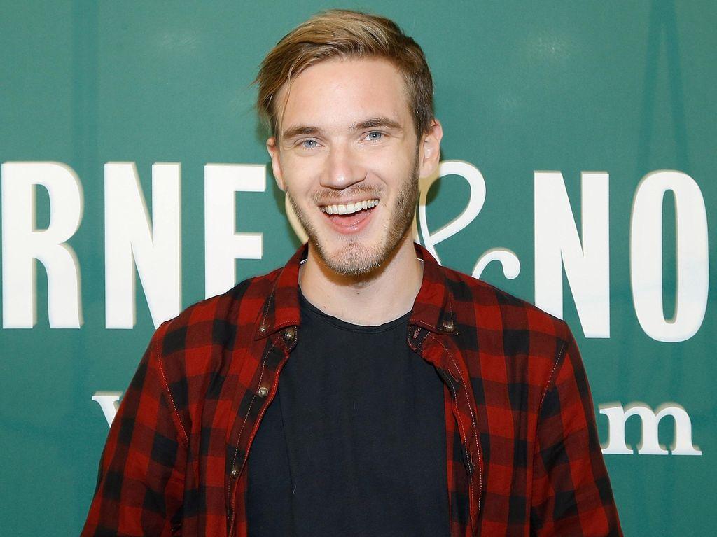 PewDiePie vs Label Musik India untuk Jadi Raja YouTube
