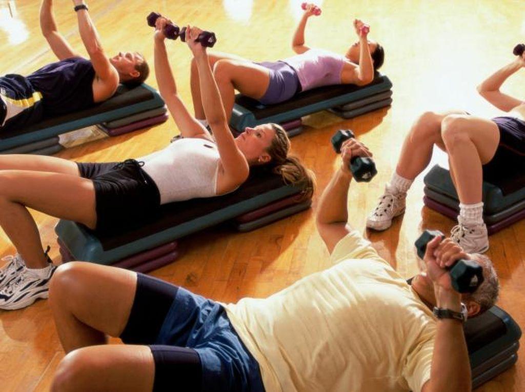 Agar Tak Cedera, Apakah Peregangan Penting Sebelum Fitness?
