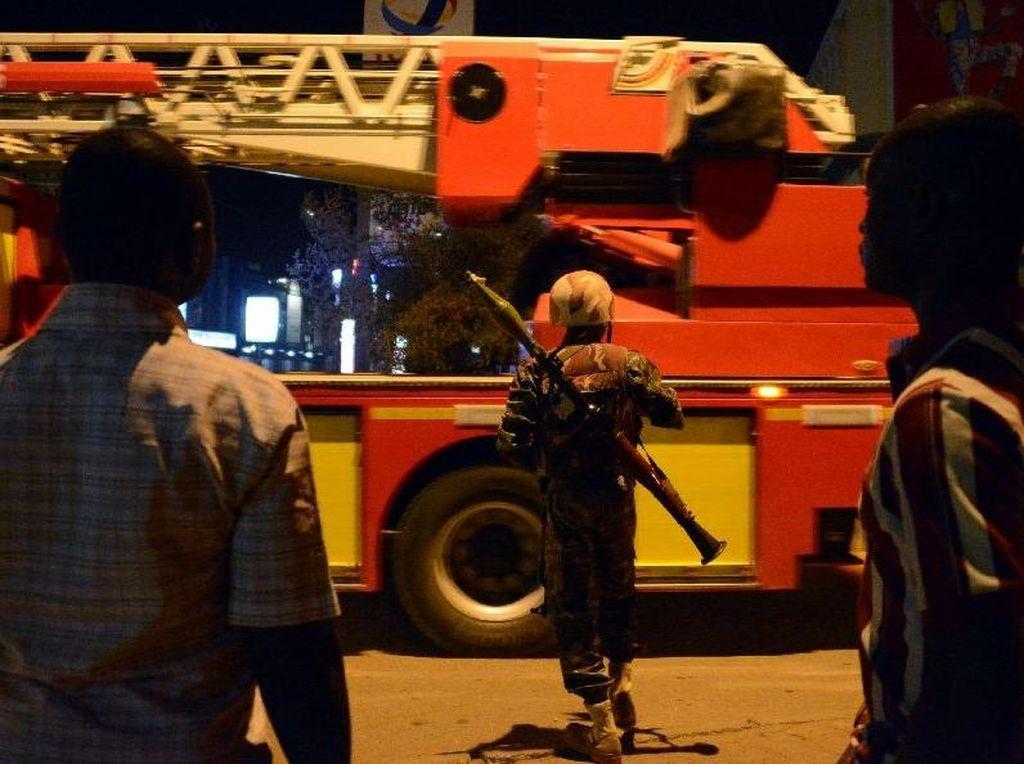 20 Orang Tewas dalam Penyerangan di Hotel Burkina Faso