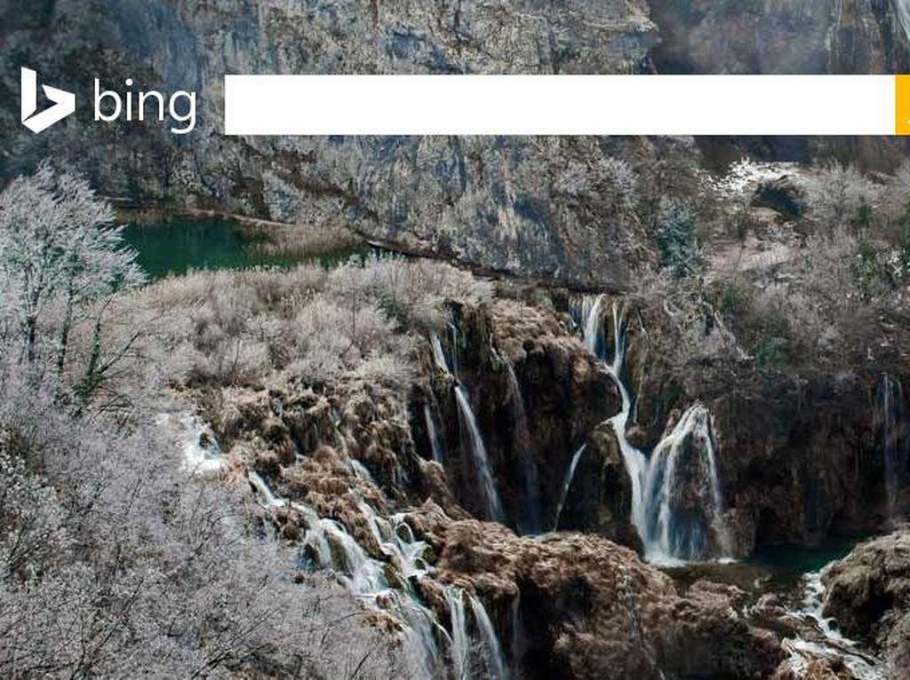 Microsoft Permak Logo Bing