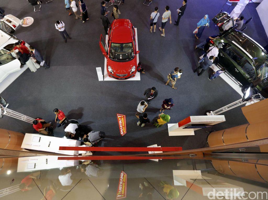 Pabrikan Mobil Makin Semringah, Penjualannya Bangkit Lagi