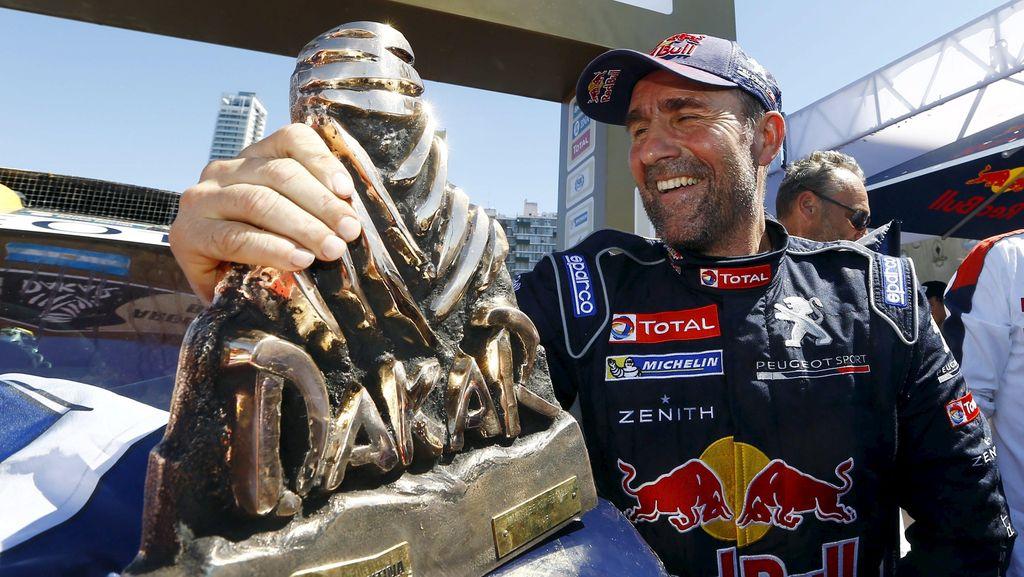 Peterhansel Menangi Reli Dakar