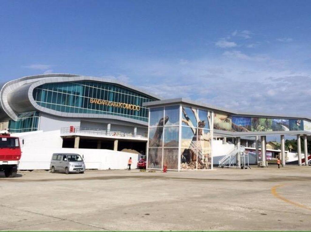 Kalahkan AP II hingga Astra, Changi Kelola Bandara Komodo di NTT