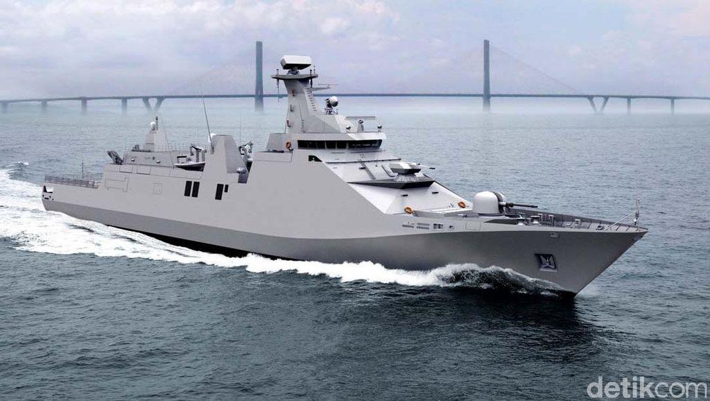 Ngurah Rai dan Martadinata, Nama Kapal Perang TNI AL Buatan Dalam Negeri