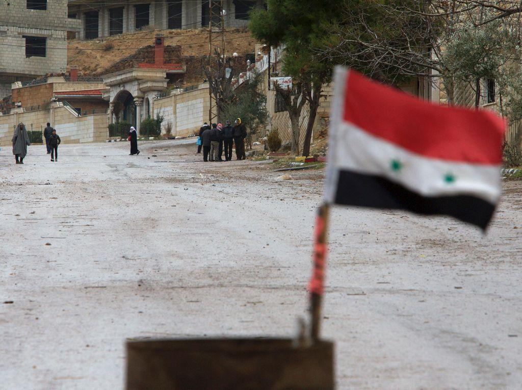 Situasi di Madaya Suriah Memburuk, 5 Warga Tewas Kelaparan