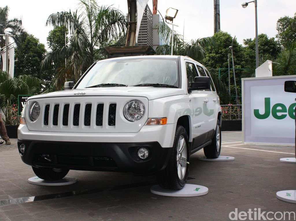 Penerus Jeep Compass dan Jeep Patriot Dijual Tahun Depan