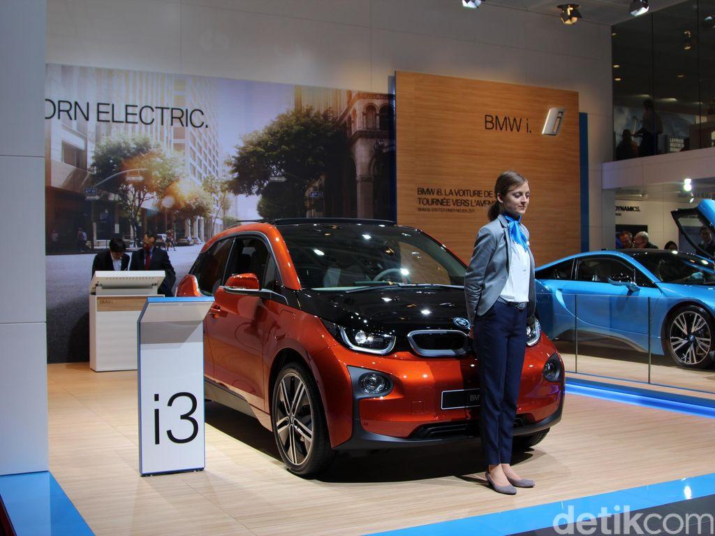 BMW: Indonesia Belum Siap Terima i3