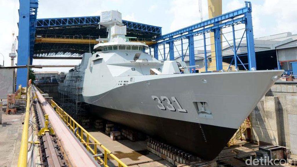 Kapal Perang Perusak Pertama made in RI